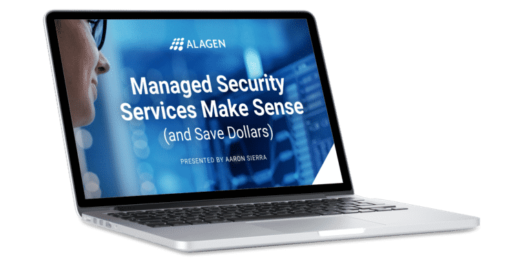 Webinar: Managed Security Monitoring