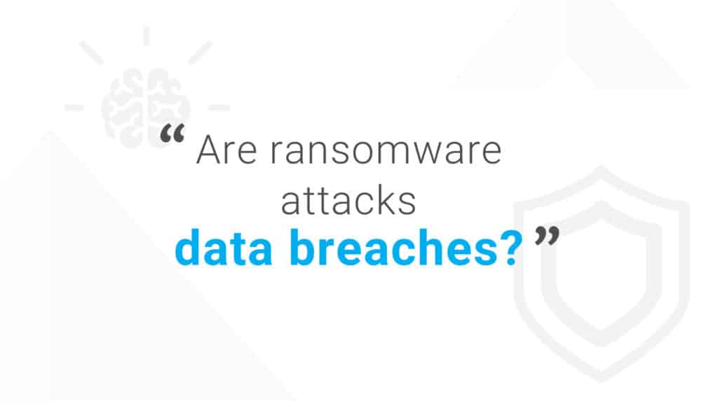 Ransomware Data Protection